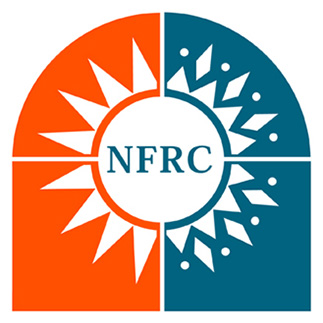 Our windows are certified by the NFRC
