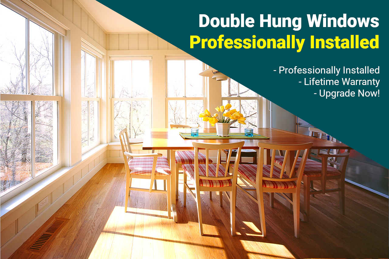 Replacement Windows Big Sale on Double Hungs The Window Source of Michiana, Serving South Bend, Fort Wayne, Laporte, Michigan City IN