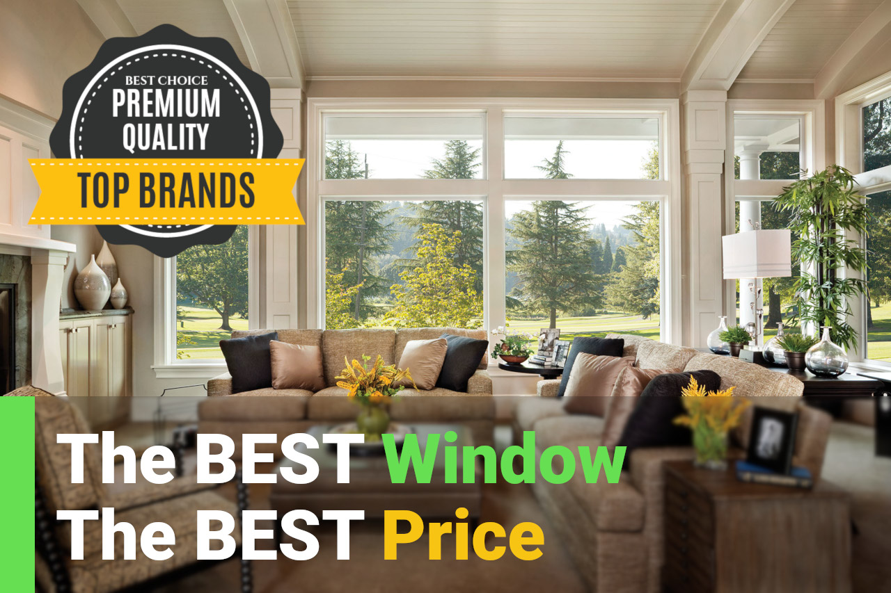 100% Tranferrable Lifetime Warranty on Replacement Windows by The Window Source of Michiana in South Bend, Fort Wayne, Laporte, Michigan City IN