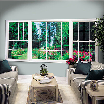 Double Hung Windows in South Bend, Fort Wayne, Laporte, & Michigan City IN