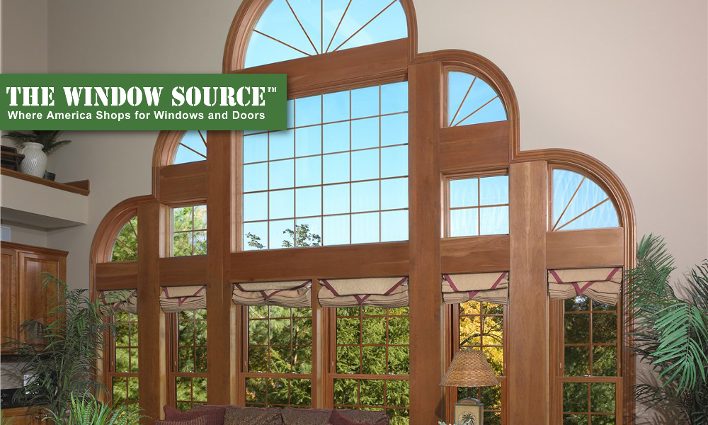 Architectural Shaped Windows In South Bend, Fort Wayne, Laporte, Michigan City IN