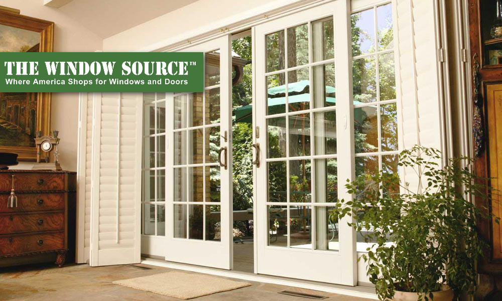 Professionally Installed Sliding Patio Doors In South Bend, Fort Wayne, Laporte, Michigan City IN